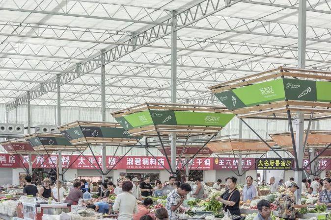 每一个农贸市场,都会遇到一位爱它的设计师_23
