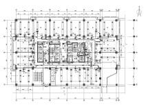 西安高新NEWORLD商业综合体塔楼暖通施工图