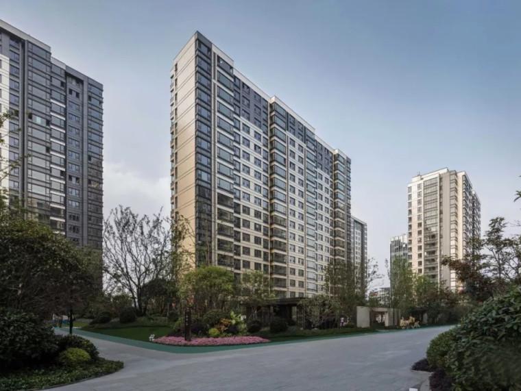 南京世茂城品住宅景观