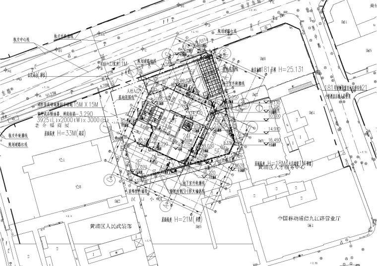 [上海]艾迪逊新中式商务酒店施工图+效果图