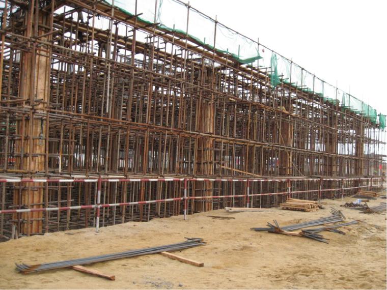 高层建筑脚手架工程施工技术培训讲义PPT