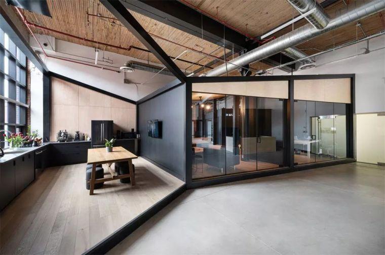 办公空间:多伦多ARTJAIL办公室|StudioAC
