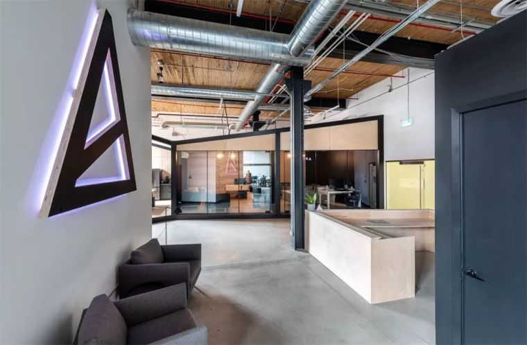办公空间:多伦多ARTJAIL办公室|StudioAC_5