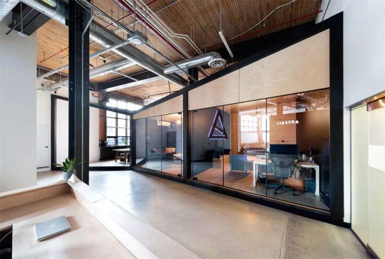 办公空间:多伦多ARTJAIL办公室|StudioAC_4