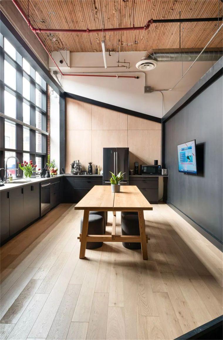 办公空间:多伦多ARTJAIL办公室|StudioAC_2