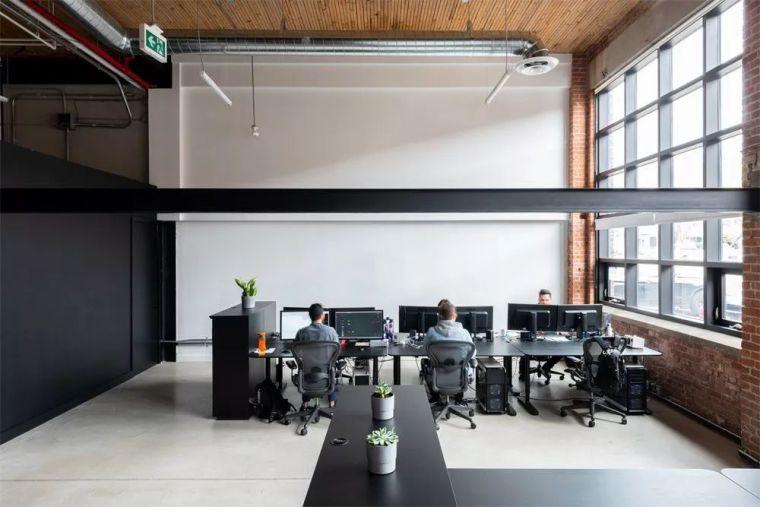 办公空间:多伦多ARTJAIL办公室|StudioAC_6