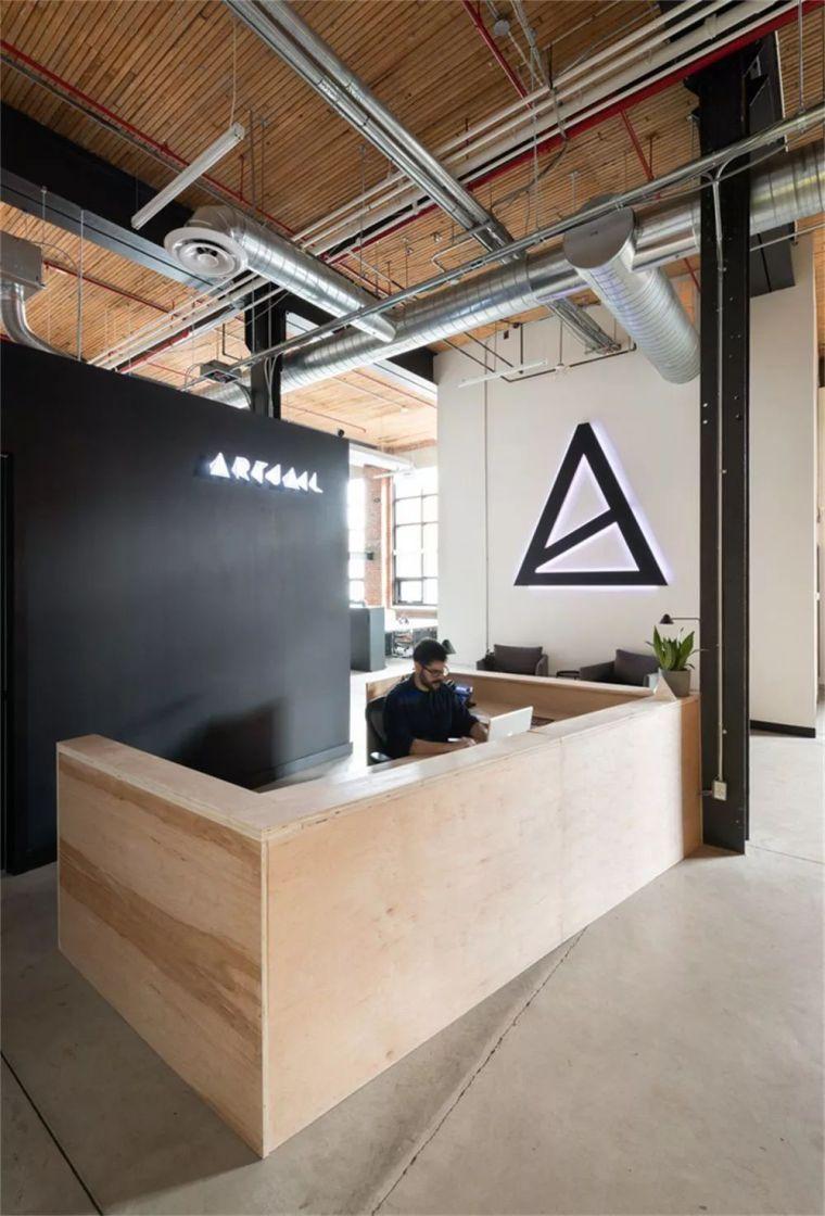 办公空间:多伦多ARTJAIL办公室|StudioAC_7