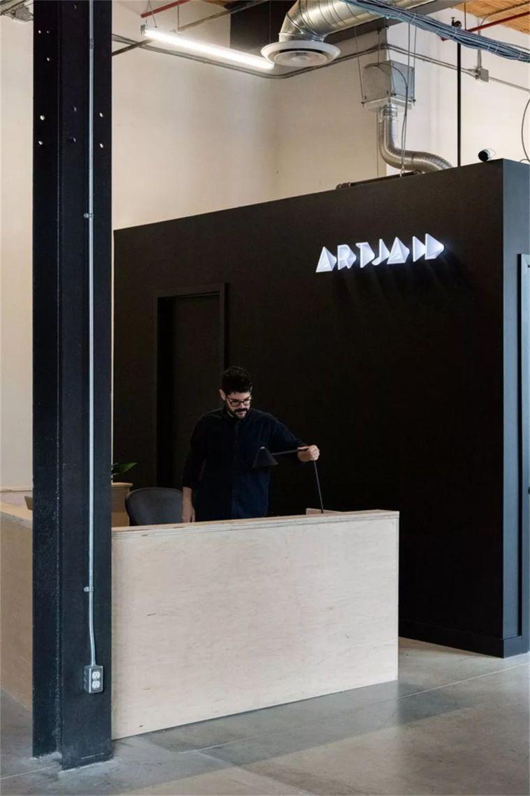 办公空间:多伦多ARTJAIL办公室|StudioAC_12