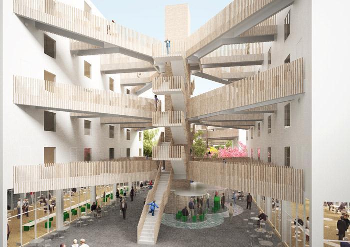 [海南]万科三亚新住宅建筑模型设计