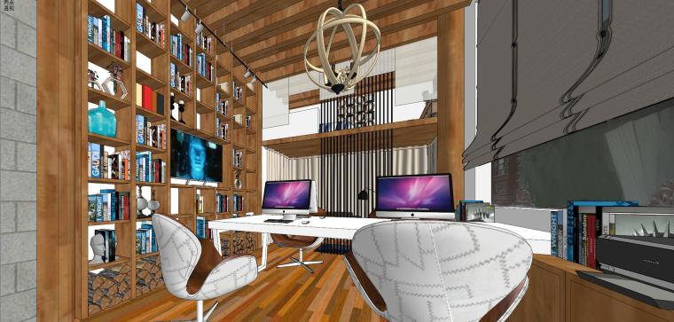 丽江古城设计工作室室内设计