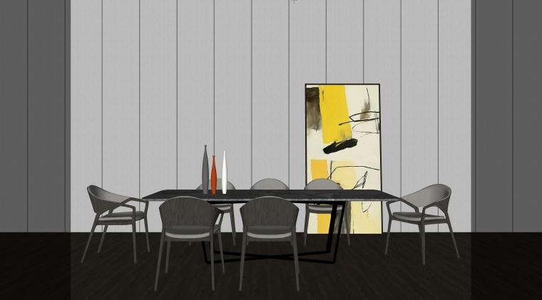 餐桌椅组合