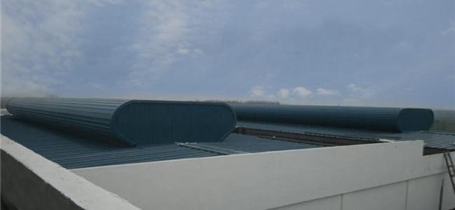 工业建筑上的通风设备-通风器运行原理分析