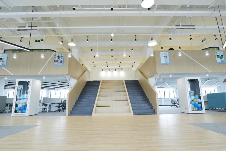 伊莱克斯上海办公空间设计