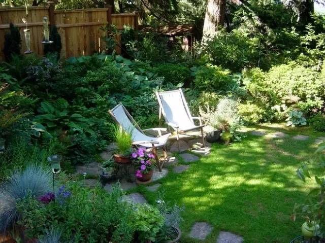 200款·绝美露台小花园