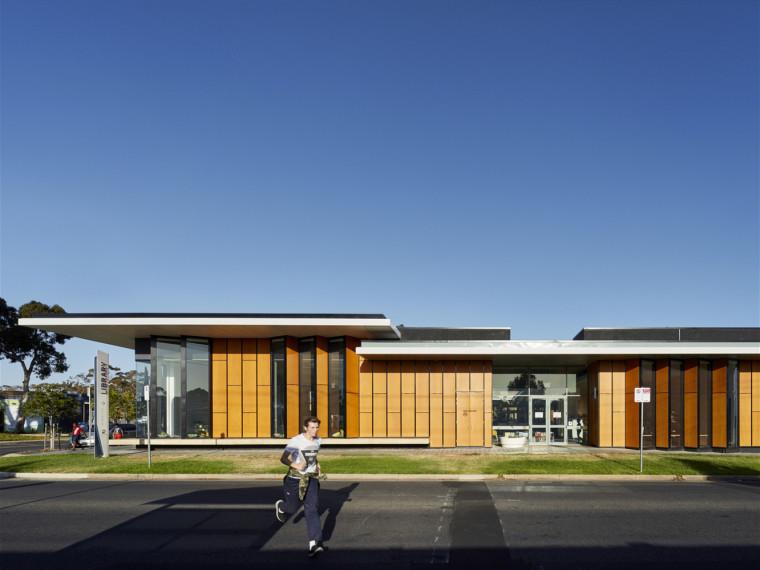 澳大利亚公园图书馆