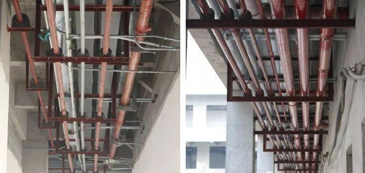管线综合支吊架做法