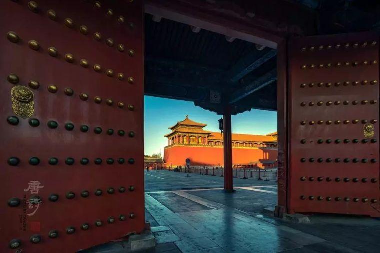 故宫蹲守6年,他拍下30000张绝美照片!