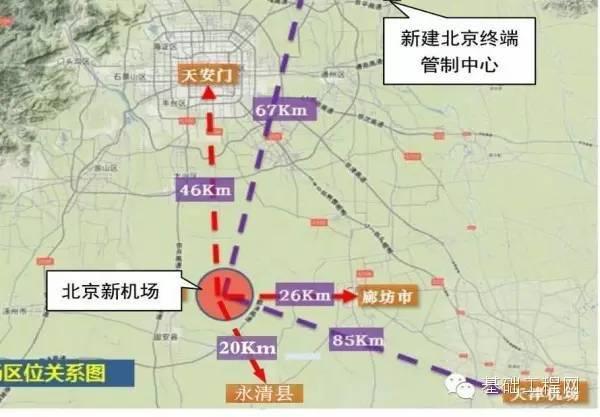 北京新机场航站楼核心区基坑与基础桩