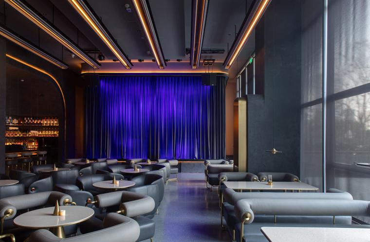 杭州WAY2音乐酒吧设计丨357㎡丨JPG平面