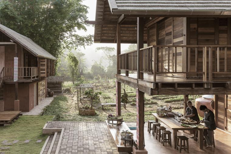 泰国AHSA农场民宿CreativeCrews官方摄影