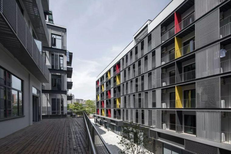 佳客里公寓改造——墨照建筑设计事务所
