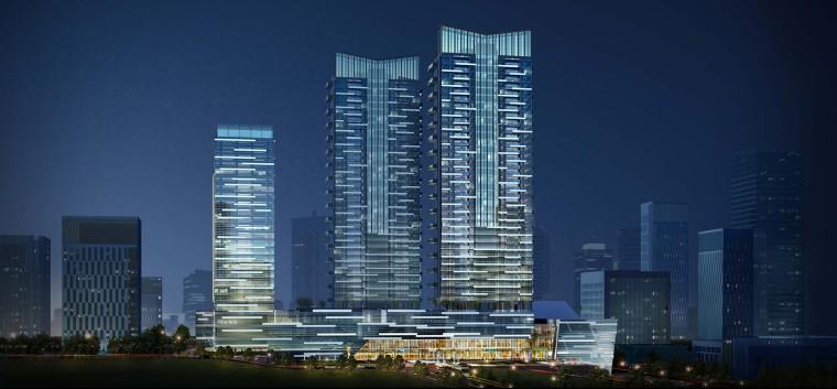 大宸设计:重庆南岸·商业办公设计案例