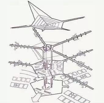 那些「落选」的北京大兴机场方案,点赞!_14