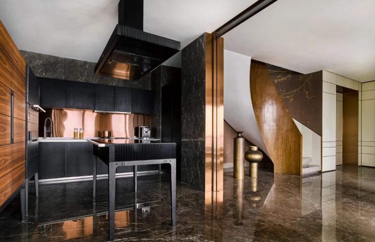 二层豪宅设计资料下载-205m²上海法租界顶级大平层豪宅官方摄影