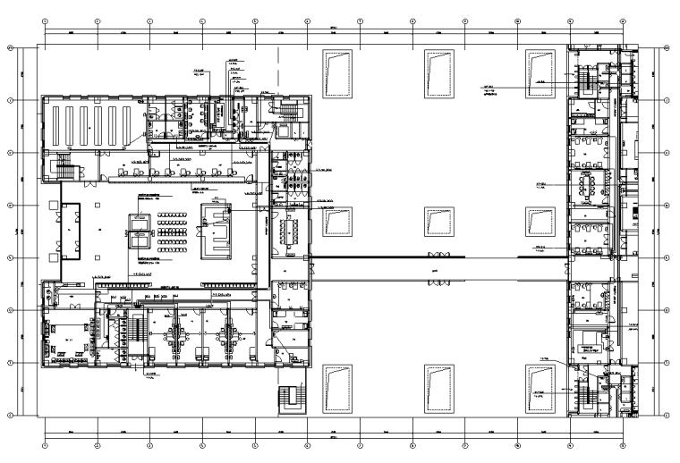 西藏医院新建综合楼电气施工图(含弱电)