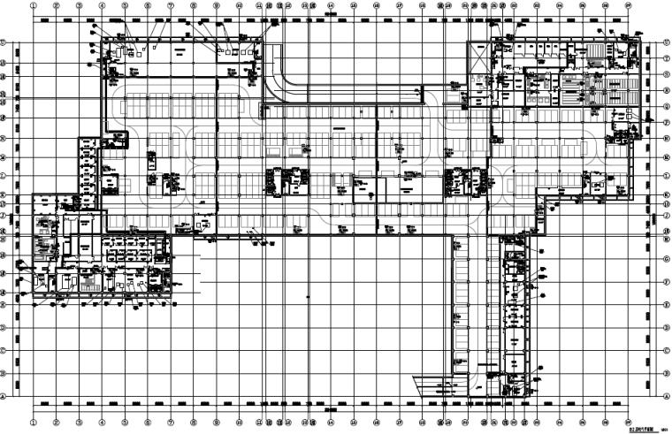 知名院|北京世园会配套五星酒店电气图纸