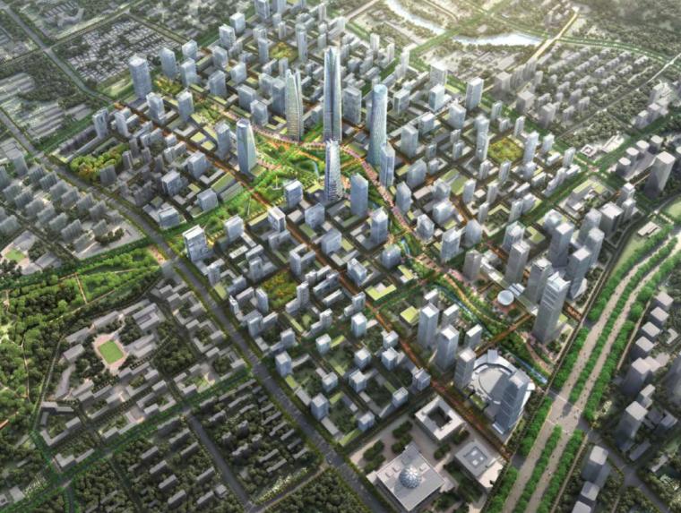 济南CBD市政BIM应用(77页,图文视频丰富)
