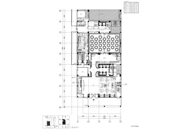 [江苏]国际博览中心诺富特酒店施工图+方案