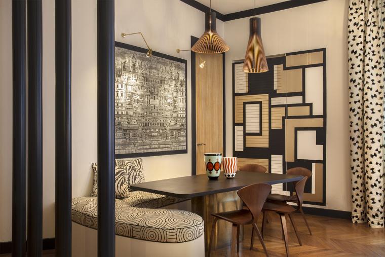 室内客厅装修装饰设计参考案例-20张