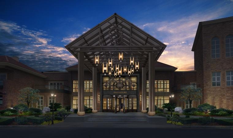 [方案合集]崇明绿岛漫心度假酒店规划设计
