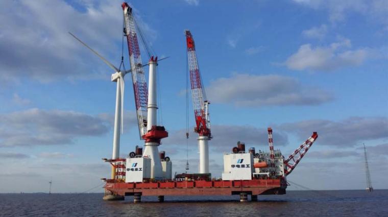风电工程总承包新技术交流及管理