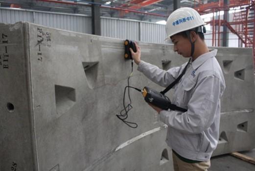 钢筋保护层厚度检测