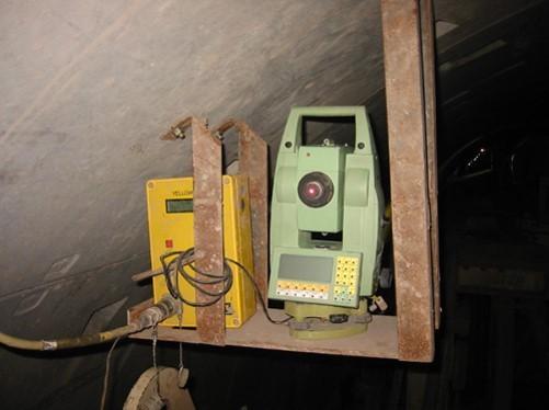 地铁盾构施工及管片复核测量控制