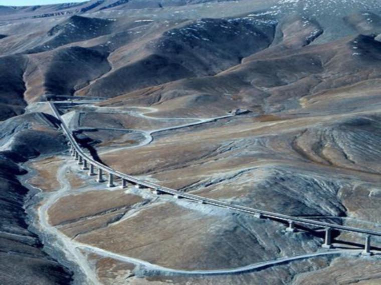 混凝土工程冬季施工方案-PPT课件-青藏铁路