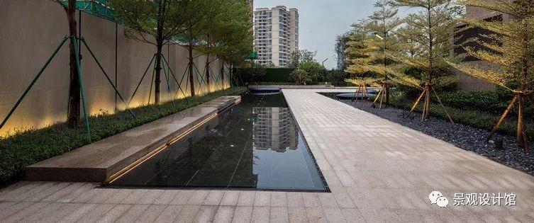时代长岛三期现代风格景观设计案例赏析