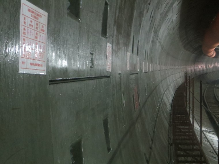 地铁盾构施工技术介绍与施工管理