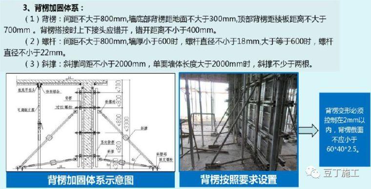 130张图片!详解铝模板施工全过程控制要点_30
