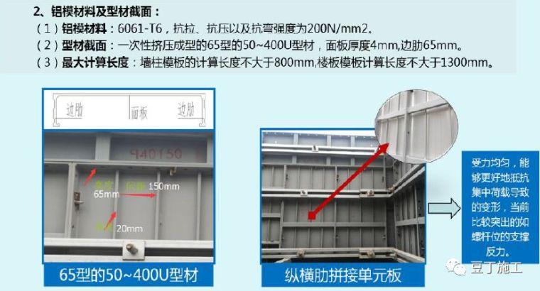130张图片!详解铝模板施工全过程控制要点_29