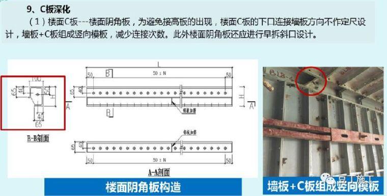 130张图片!详解铝模板施工全过程控制要点_40