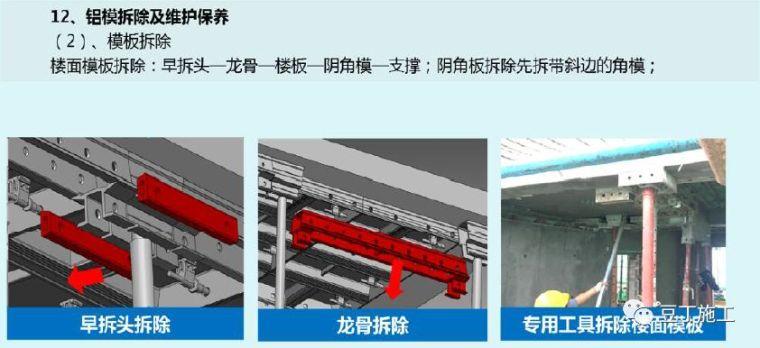 130张图片!详解铝模板施工全过程控制要点_83