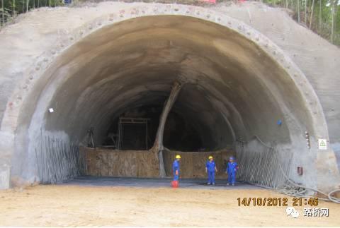 隧道标准化施工实例,推荐收藏!_4