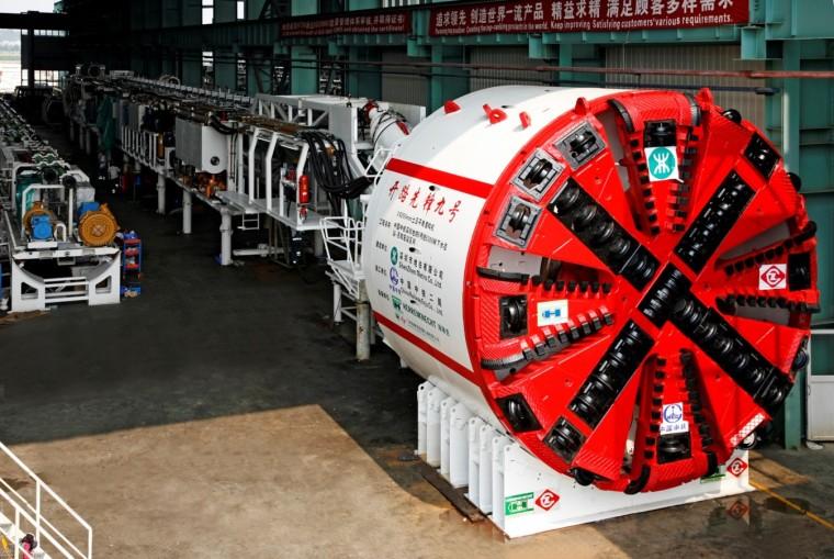 盾构法隧道施工工法及管片拼装技术