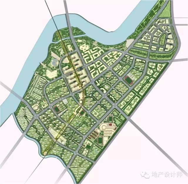 房地产项目如何与总体规划、城市设计一致!_8