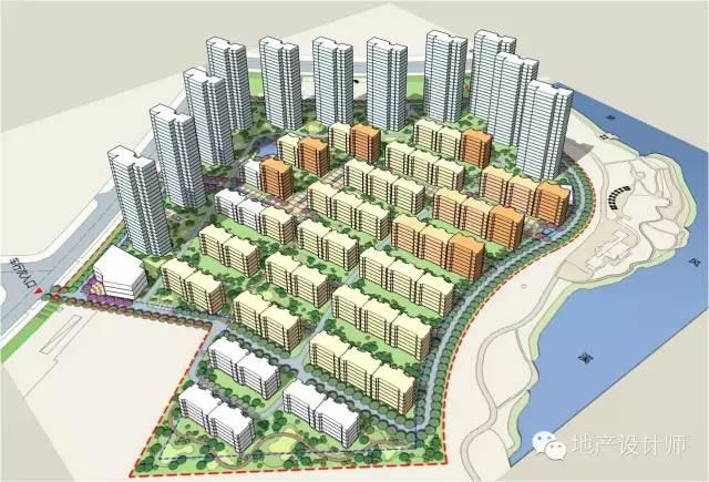 房地产项目如何与总体规划、城市设计一致!_11