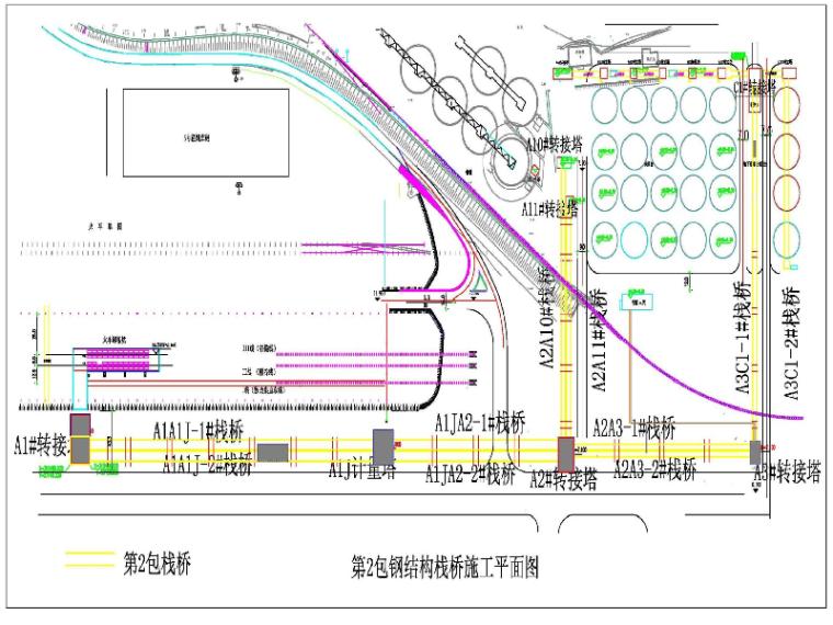 [大连]钢栈桥供货安装施工组织设计专家论证