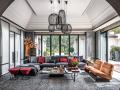 复式别墅室内设计案例效果图合集81套(4)